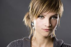 Pretty face Stock Photography