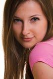 Pretty face Stock Image