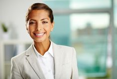 Pretty female Royalty Free Stock Photography