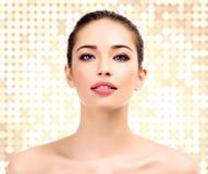 Pretty female Stock Photography