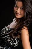 Pretty Filipino Woman. Pretty ethnic filipino woman smiling Stock Image