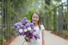 Pretty flowers Stock Photography