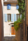 Pretty French Village Royalty Free Stock Photography