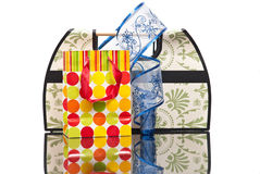 Pretty Gift Bags Stock Image