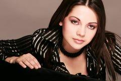 Pretty girl 10 Royalty Free Stock Photos