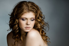Pretty girl Royalty Free Stock Photography
