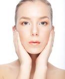 beauty shoot Royalty Free Stock Photography