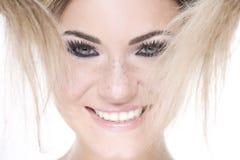 Pretty girl portrait Stock Photo
