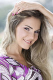 Pretty Girl Portrait Royalty Free Stock Image