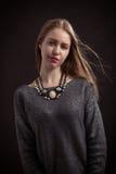 Pretty girl portrait Royalty Free Stock Photo