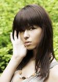 Pretty girl portrait Royalty Free Stock Photography