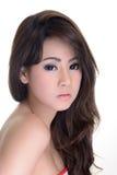 Pretty girl portrait. Royalty Free Stock Photography