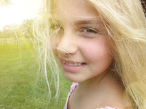 Pretty girl Royalty Free Stock Photos