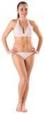 Pretty girl wearing a bikini Royalty Free Stock Images