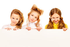 Pretty girls Royalty Free Stock Photography