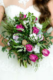 Pretty good wedding bouquet Royalty Free Stock Photo