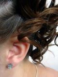 Pretty Hair Stock Photo