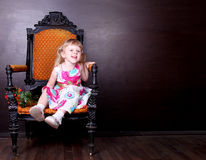 Pretty hellion Royalty Free Stock Photo