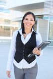 Pretty Hispanic Business Woman Stock Photos