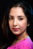 Pretty hispanic girl Stock Photos