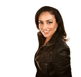 Pretty Hispanic Woman Stock Photos