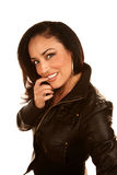 Pretty Hispanic Woman Royalty Free Stock Photo