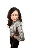 Pretty Hispanic Woman Royalty Free Stock Photos