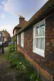Pretty House In English Village Stock Photography