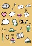 Pretty Icon in coffee Shop business. A pretty Icon in coffee Shop business Stock Illustration
