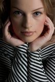 Pretty In Stripe Royalty Free Stock Image