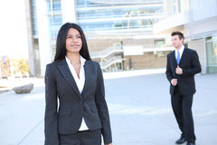 Pretty Indian Business Woman Stock Photos