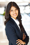 Pretty indian businesswoman Royalty Free Stock Images