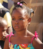 Pretty Jamaican Girl Stock Photography