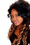 Pretty Jamaican girl. Royalty Free Stock Image