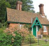 Pretty kent cottage garden Stock Image