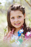 Pretty kid Royalty Free Stock Photography