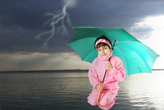 Pretty kid Stock Photography