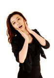 Pretty Korean woman. Stock Photography