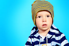 Pretty lad Royalty Free Stock Images