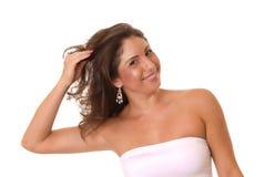 Pretty Latina Stock Photography
