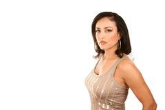 Pretty Latina Woman Royalty Free Stock Image