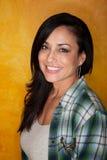 Pretty Latina Woman stock image
