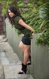 Pretty Latina Woman Stock Photos