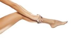 Pretty legs Stock Image