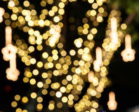 Pretty Lights - Soft Focus Royalty Free Stock Photography