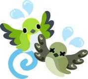 Pretty Little Bird Royalty Free Stock Photos