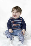 Pretty little boy. Royalty Free Stock Images