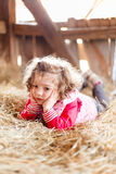 Pretty Little Child Stock Image