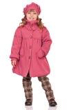 Pretty little girl Stock Photography