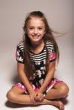Pretty little girl Stock Image